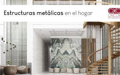 Estructuras metálicas en el hogar